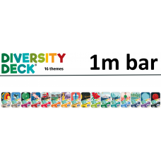 DIVERSITY DECK® 1m bar