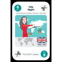 Polly Higgins
