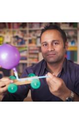 Science Educator and Writer > Alom Shaha