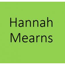 Hannah Mearns