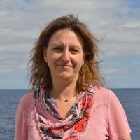 Marie-Anne - marine biologist