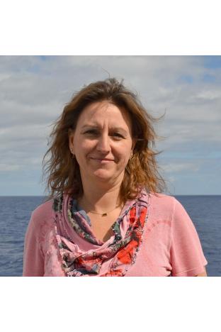 Marine Biologist > Marie-Anne Cambon Bonavita