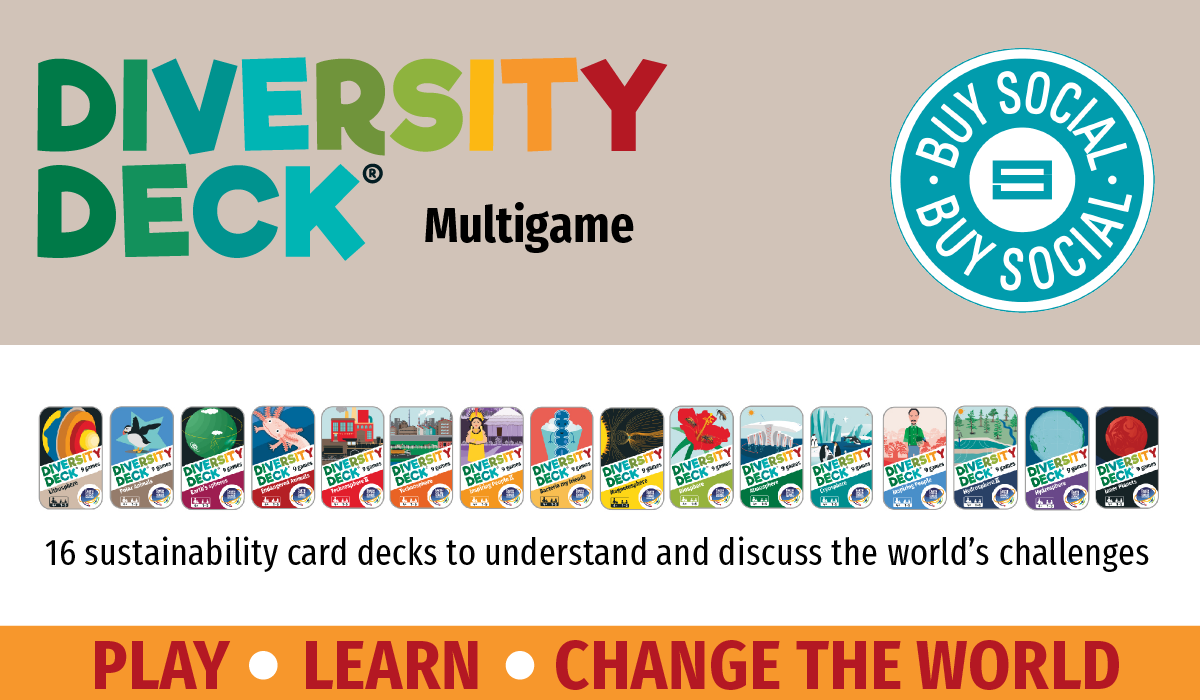 DIVERSITY DECK® Card Games