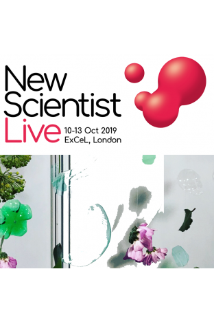 New Scientist Live 2019