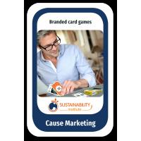 Branded card games