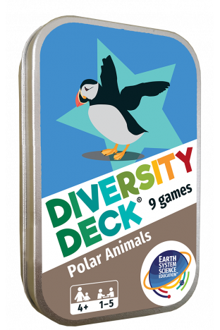 DIVERSITY DECK® Polar Animals