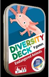 DIVERSITY DECK®  Endangered Animals
