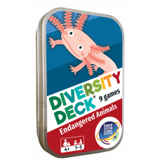 DIVERSITY DECK®      Endangered Animals