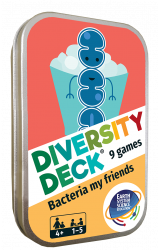 DIVERSITY DECK®      Bacteria my friends