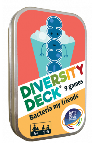 DIVERSITY DECK®      Bacteria my friends