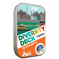 DIVERSITY DECK® Technosphere