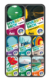 DIVERSITY DECK® Earth System Collection   8 decks