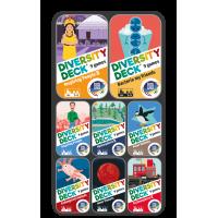 DIVERSITY DECK® Sustainability Collection | 8 decks
