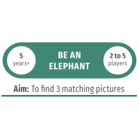 Be an Elephant