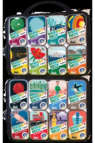 Full Collection | 16 decks