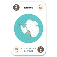 South Pole Geophysics