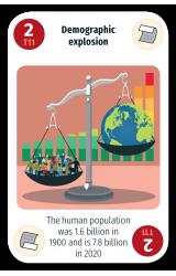 Demographic Explosion