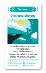 Glaciomorphology