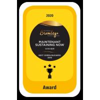 Best Green Business Award