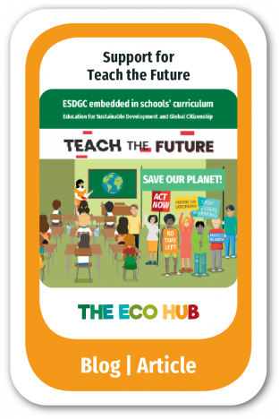 Support for Teach the Future